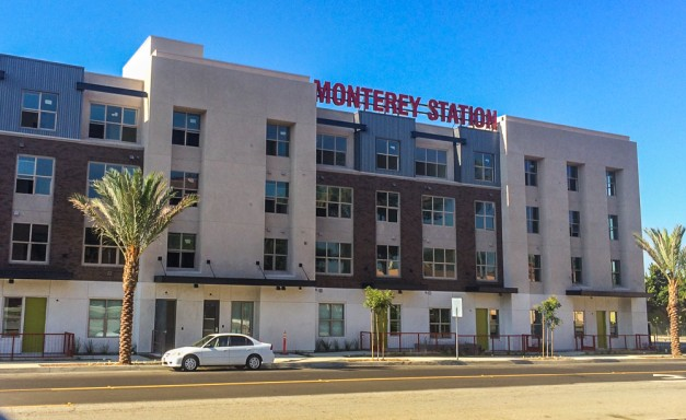 Monterey Station Photo 1